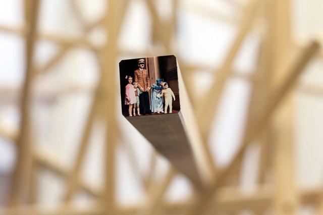 Disconnected Memories, 2017, detail