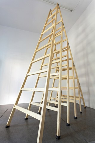 The Ladder, installation view-2